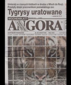 Angora - n. 45 - 4/11/10/11/2019 - in lingua polacca