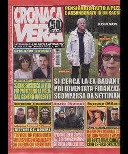 N.Cronaca Vera - n. 2463 - settimanale di fatti e attualità - 12 novembre 2019 -