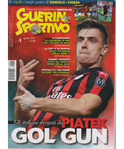 Guerin Sportivo - n. 4 - aprile 2019 - mensile