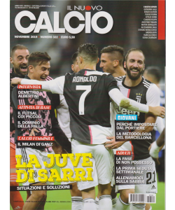 Il Nuovo Calcio - n. 322 - novembre 2019 - mensile