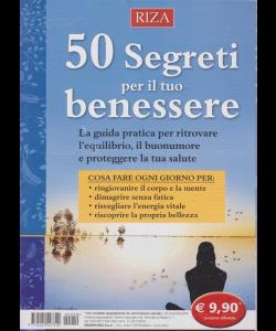 Alimentazione naturale - n. 50 - novembre 2019 - 50 segreti per il tuo benessere