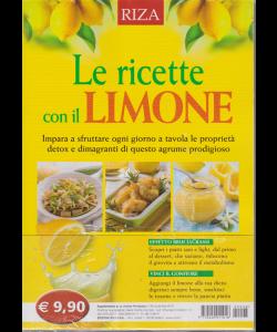 Le ricette Perdipeso - Le ricette con il limone - n. 98 - novembre 2019 -