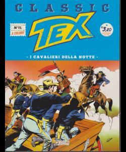 Classic Tex - n. 71 - quattordicinale - 8 novembre 2019 - I cavalieri della notte