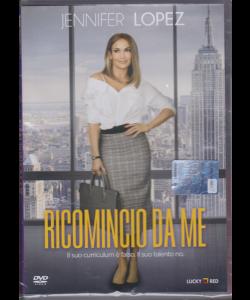 I Dvd Di Sorrisi2 - Ricomincio da me - di Jennifer Lopez - n. 30 - 12/11/2019 -