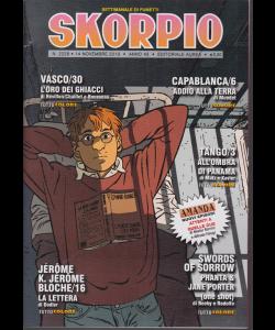 Skorpio - n. 2228 - 14 novembre 2019 - settimanale di fumetti