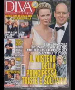 Diva e Donna   - n. 46 - 19 novembre 2019 - settimanale femminile