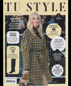 Tu Style - n. 47 - settimanale - 12 novembre 2019 -