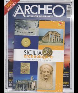 Archeo - n. 417 - novembre 2019 - mensile + Sicilia archeologica il sistema dei parchi