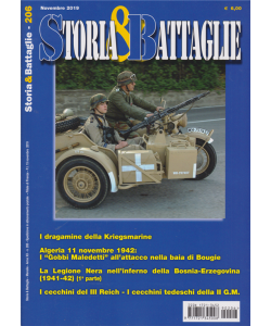Storia e Battaglie - n. 206 - mensile - novembre 2019