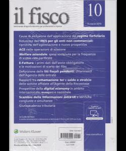 Il Fisco - n. 10 - 11 marzo 2019 - settimanale