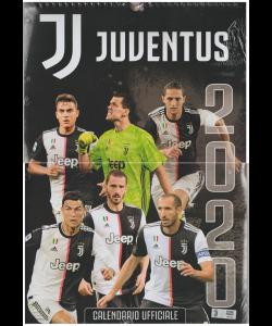 Calendario 2020 Verticale Ufficiale Juventus - cm. 29 x 42 c/spirale