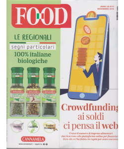 Food - n. 11 - novembre 2019 - mensile