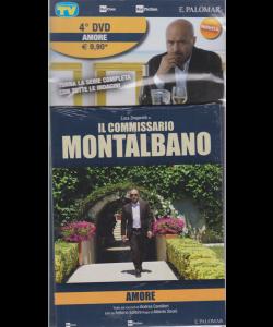 I Dvd Di Sorrisi Collection 5 - n. 4 - Luca Zingaretti in Il commissario Montalbano - settimanale - 12/3/2019