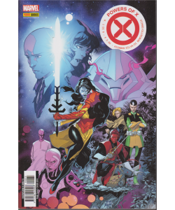 I Nuovissimi X-Men - Powers Of X N. 1 / 7 - n. 73 - quindicinale - 14 novembre 2019