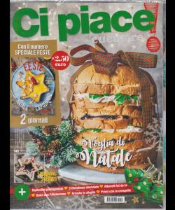 Ci Piace Cucinare ! - + Feste di Natale & Capodanno - n. 145 - 19/11/2019 - settimanale  - 2 riviste