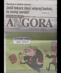 Angora - n. 46 - 11/17/11/2019 - in lingua polacca