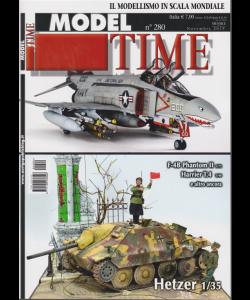 Model Time - n. 280 - mensile - novembre 2019 -