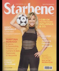 Starbene - n. 49 - 19 novembre 2019 - settimanale