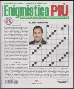 Enigmistica Piu' - n. 47 - 26 novembre 2019 - settimanale