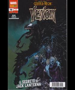 Venom - n. 16 - Il segreto di Jack Lanterna - mensile - 21 novembre 2019