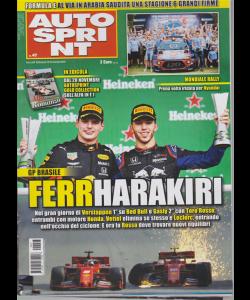 Autosprint - F1 Brasile - n. 47 - settimanale - 19-25 novembre 2019 -