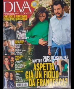 Diva E Donna - n. 47 - 27 novembre 2019 - settimanale femminile