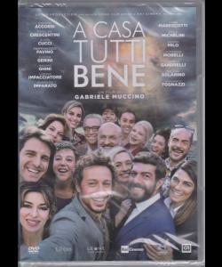 I Dvd Fiction Sorrisi 2 - n. 12 - A casa tutti bene - un film di Gabriele Muccino - 12/3/2019 - settimanale