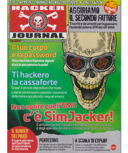 Hacker Journal - n. 238 - novembre 2019 - mensile
