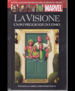 Graphic Novel Marvel - La Visione - Un pò peggio di un uomo - n. 15 - 9/3/2019 - quattordicinale -