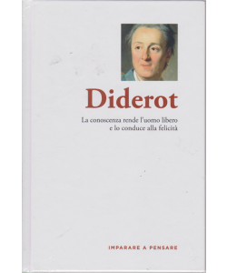 Imparare a pensare - Diderot - n. 44 - settimanale - 22/11/2019 - copertina rigida