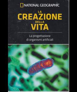 National Geographic - La creazione della vita - n. 37 - settimanale - 22/11/2019 - copertina rigida