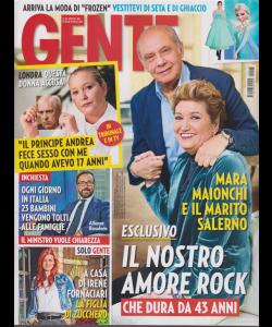 Gente - n. 48 - 7/12/2019 - settimanale -