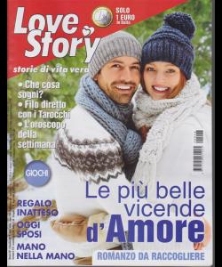 Love Story - n. 48 - 3 dicembre 2019 - settimanale