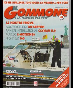 Il Gommone e la nautica per tutti - n. 384 - dicembre 2019 - mensile