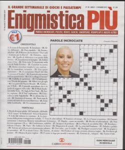 Enigmistica Piu' - n. 48 - 3 dicembre 2019 - settimanale