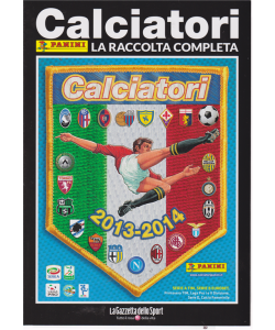 Album Storici Panini - Calciatori 2013-2014 - La raccolta completa  - n. 27 - settimanale