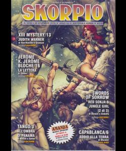Skorpio - n. 2230 - 28 novembre 2019 - settimanale di fumetti