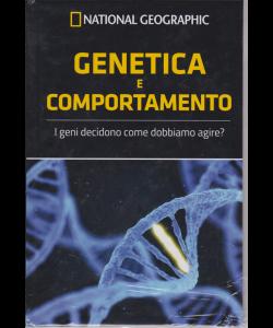Le Frontiere della Scienza - Genetica e  Comportamento - n. 38 - settimanale - 29/11/2019 - copertina rigida