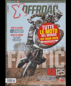 X Offroad + X Offroad 2020 - n. 127 - dicembre 2019 - gennaio 2020 - mensile - 2 riviste