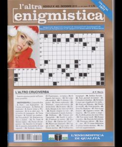 L'altra Enigmistica - n. 482 - mensile - dicembre 2019
