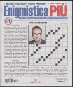 Enigmistica Piu' - n. 49 - 10 dicembre 2019 - settimanale