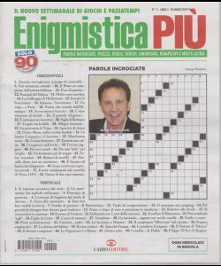 Enigmistica Piu' - n. 11 - 20 marzo 2019 - settimanale