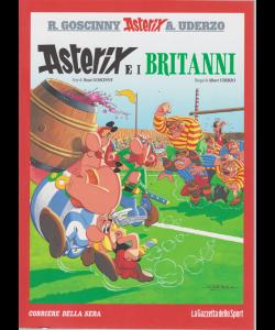 Asterix e i britanni - n. 11 - settimanale -