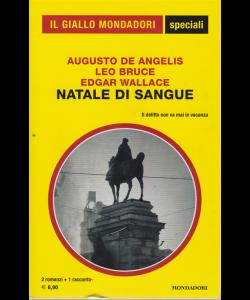 Il giallo Mondadori - speciali - Natale di sangue - n. 92 - dicembre 2019 - bimestrale -