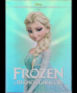 I Dvd Di Sorrisi4 - Frozen Il Regno di ghiaccio - n. 1 - 3/12/2019 - settimanale