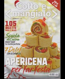 Cotto e Mangiato - n. 24 - mensile - dicembre 2019 -
