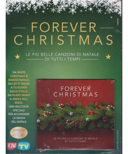 Cd Sorrisi Speciale - Forever Christmas - n. 1 - settimanale - 6/12/2019 -