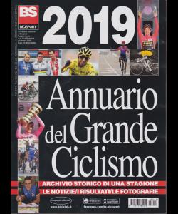 Suppl.Bicisport - Annuario Grande ciclismo 2019 - n. 12 - dicembre 2019