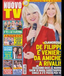 Nuovo Tv - n. 50 - 16 dicembre 2019 - settimanale