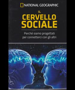 Le Frontiere della scienza - Il cervello sociale - National Geographic - n. 48 - settimanale - 13/2/2019 -